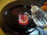 なんと言っても古色塗りが特徴です。/通販 京都市 紅茶